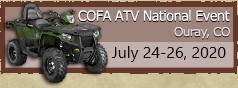 COFA National ATV Event