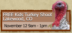 Learn more about our Kids Turkey Shoot