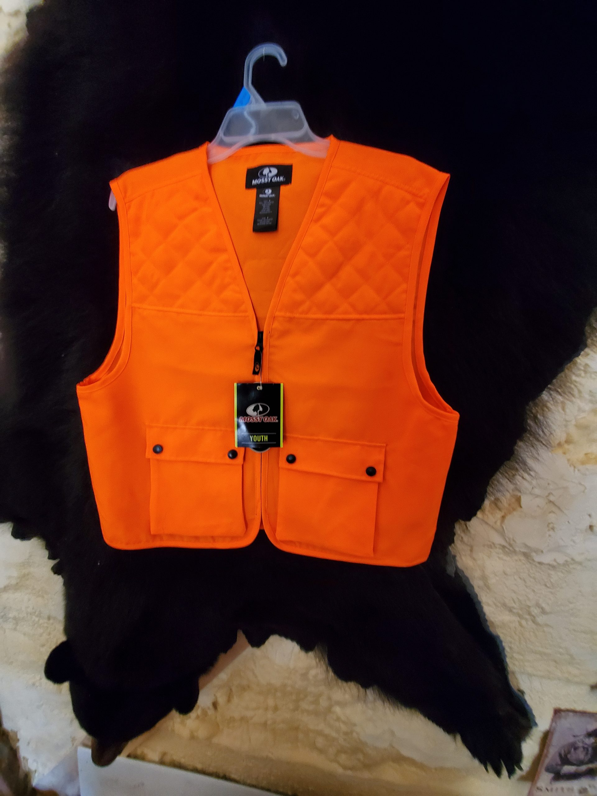 Hunters Orange Vest